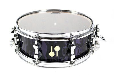 Sonor SQ2 13x5 Snare Violet Tribal