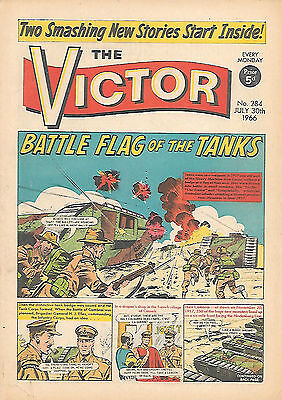 The Victor 284 (July 30, 1966) almost high grade