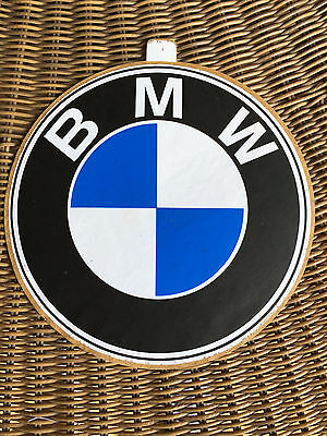 "HUGE Vintage BMW Sticker 6.5"" Decal Auto Motorcycle Moto Brand New"