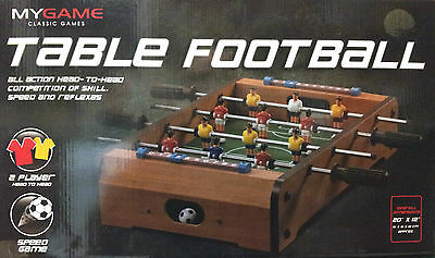 Table Football - My Game Classic Game - Stress Relief ** GREAT GIFT **