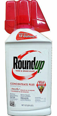 Roundup Weed and Grass Killer Concentrate - 32oz.