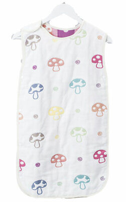 KaWaii Baby Muslin Cotton Sleeveless Sleep Sack (L 12-24 Mos) Pick your color