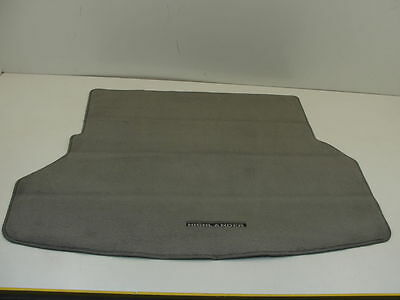 128572. Toyota Highlander 08-13 Carpet Rear Cargo Trunk Floor Liner Rug Mat OEM