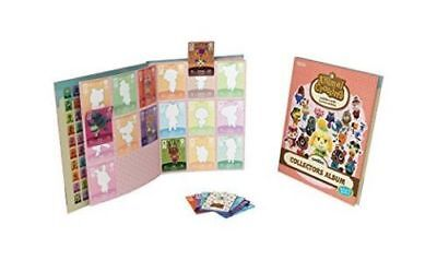 amiibo Animal Crossing Card Collectors Album Season / Series 4 Wii U New!!