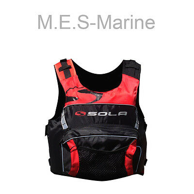 Sola Scream 50n Buoyancy Jacket Canoe Kayak Dinghy Buoyancy Aid for Men Women