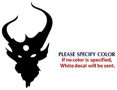 Demon Hunter Metal Music Rock Band Funny Vinyl Sticker Decal Car Window Wall 7""