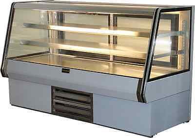 """Cooltech Refrigerated Bakery Pastry Display Case 72"""""""