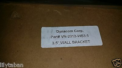 Dynacom Vn-2013-Wb-3.5 Patch Panel Wall Bracket