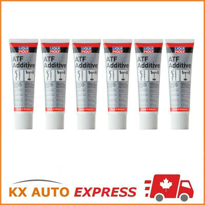6x Liqui Moly ATF Additive 250ml 20040