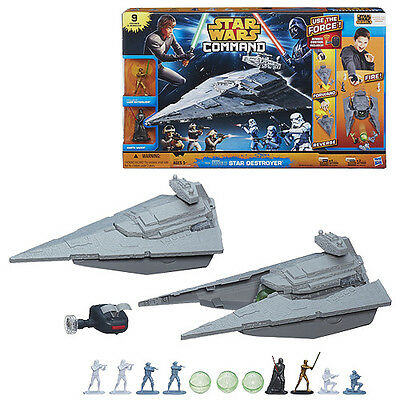 Star Wars Command A9007 - Star Destroyer Episode VI - Return Of The Jedi