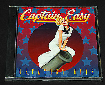 Captain Easy - Greatest Hits (2001, Cd) Ez Music Brand New Factory Sealed