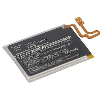 Batterie pour Apple iPod nano 7 Gen. - A1446 (200mAh)
