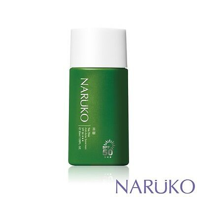 [NARUKO] Tea Tree Anti-Acne Sunscreen Protector SPF50+++ for OILY SKIN 30ml NEW
