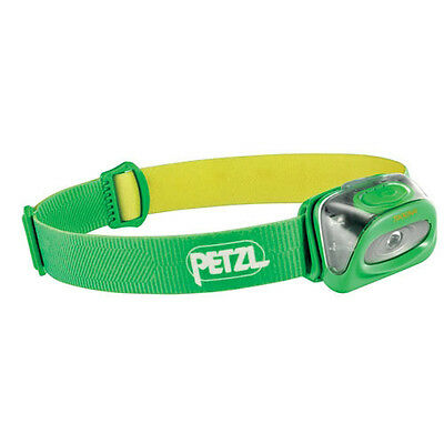 Petzl Tikkina Classic Unisexe Lampe Torche Casque - Green Une Taille