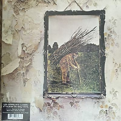 Led Zeppelin - IV / 4 - 180 Gram LP Vinyl New & Sealed