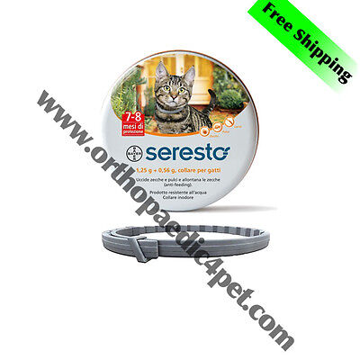 SERESTO– Fleas and Ticks Collar for Cats