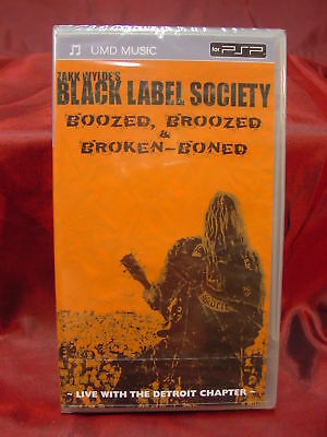 Zakk Wylde´s Black Label Society PSP UMD