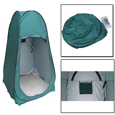 Portable Room Pop Up Tent Camping Travel Outdoor Toilet Shower Changing Privacy