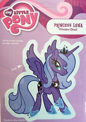 """My Little Pony PRINCESS LUNA Car Window Sticker Decal - 5"""" - Officially Licensed"""