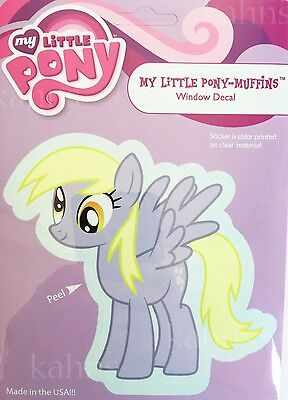 """My Little Pony MUFFINS Car Window Sticker Decal - 5"""" - Officially Licensed"""