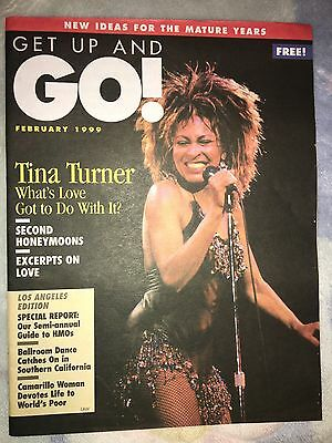 Tina Turner Get Up And Go 1999