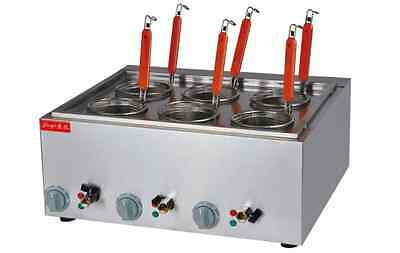 Electric counter top noodles cooker machine pasta cooker
