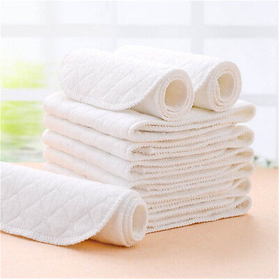 Baby diaper Bamboo Eco Cotton disposable diapers nappy baby product 10pieces/bag
