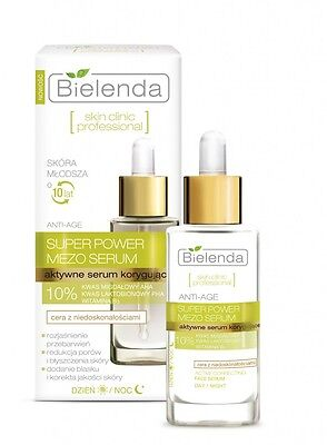 BIELENDA SKIN CLINIC PROFESSIONAL Actively Correcting ANTI-AGE Day/Night SerumUS
