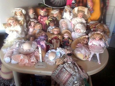 Dolls Porcelain Collectable