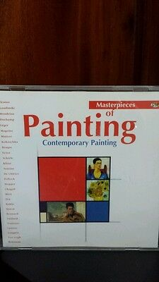 Masterpieces of contemporary Painting PC PROGRAM