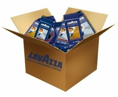Lavazza Espresso Point Maxi - box of 120 assorted double shot capsules