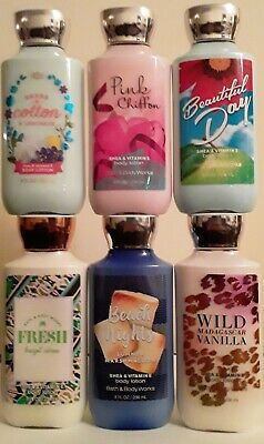 Bath & Body Works Body Lotion 8 oz/236ml - You choose!