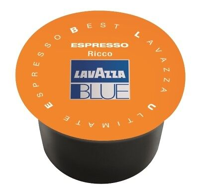 Lavazza Blue Ricco (Gold) Coffee Pods/Capsules