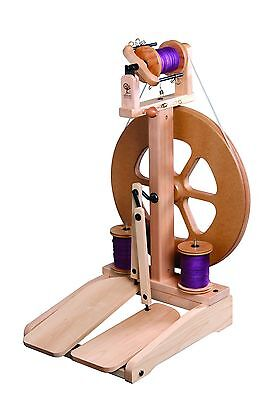 Ashford Kiwi Spinning Wheel 2 Laquered KSW2L SHOP DISPLAY MODEL