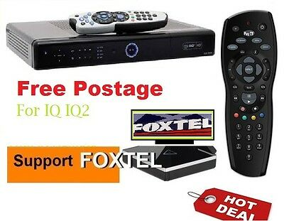 *Brand new Foxtel Remote Replacement for the Foxtel- IQ Remote Control