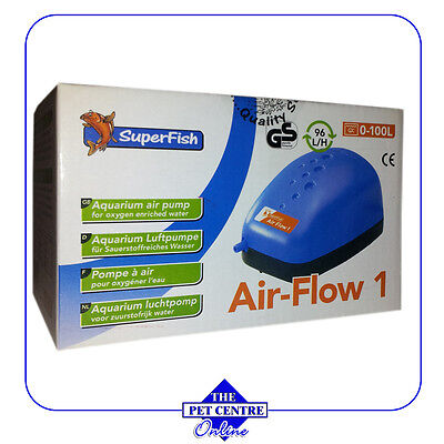 Superfish Air Flow 1 Pompe - Pompe D'aquarium