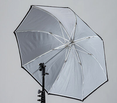 Lastolite Dual Duty Umbrella LL LU3221F 72cm Black/White