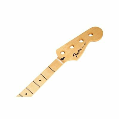 Fender Jazz Bass« Neck, 20 Medium Jumbo Frets, Maple Fingerboard