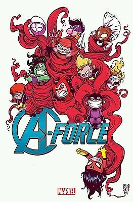 A-Force by Skottie Young 24x36 poster