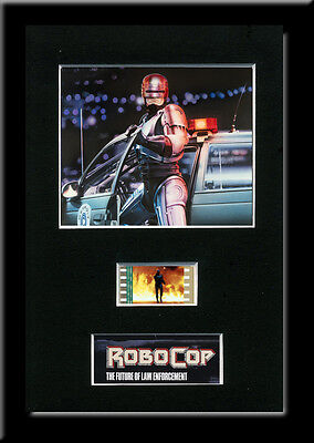 Robocop Framed 35mm Mounted Film cells - filmcell movie