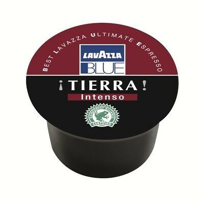 Lavazza Blue Tierra INTENSO (Black & Red) Coffee Pods/Capsules - Rainforest Alli