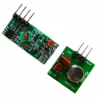 ARM/MCU WL for Arduino 2016 NEW transmitter and receiver link kit 433Mhz RF
