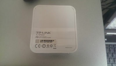 TP-LINK TL-MR3020 Portable 3G/4G Wireless N150 Router Used