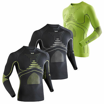 X-Bionic Man Accumulator EVO Energy Shirt Long Sleeve Funktionsshirt langarm