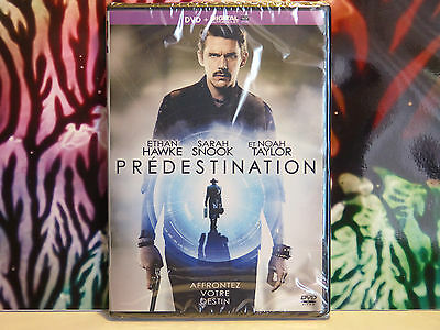DVD neuf sous blister : PREDESTINATION - Film de Science-fiction - 01H34 -