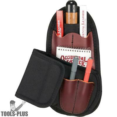 Occidental Leather Clip-On Stronghold Essentials Gear Pocket 8578 New