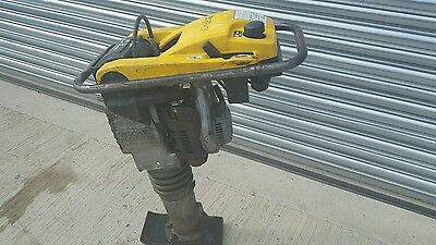 "Wacker Neuson 2011 Year Refurbed Trench Rammer Bs502 6"" Yellow Top Compactor"