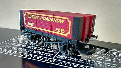 Hornby R6719 2015 Roadshow Open Wagon OO Gauge New & Boxed