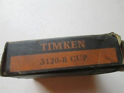 Timken Tapered Roller Bearing Cup 3120-B