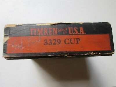 Timken Tapered Roller Bearing Cup 3329